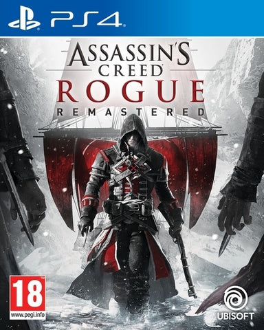 Assassin's Creed: Rogue Remastered - PS4