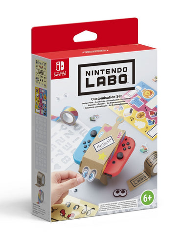 Nintendo Labo Customisation Set - Nintendo Switch