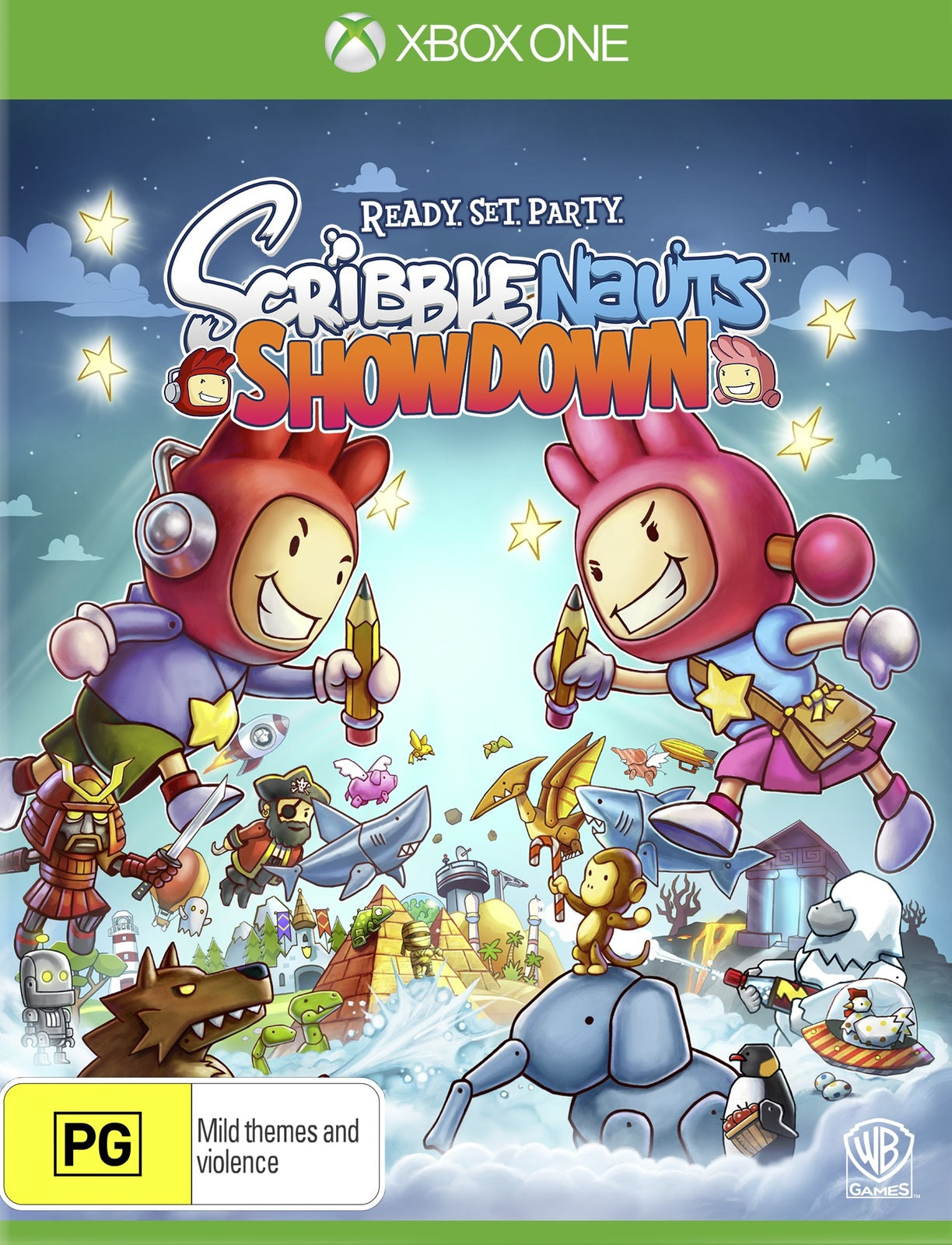 Scribblenauts Showdown - Xbox One