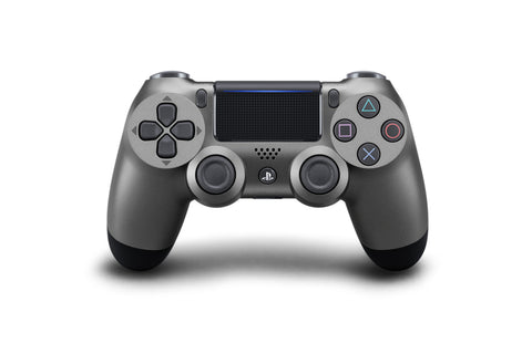 PlayStation 4 Dual Shock 4 v2 Wireless Controller - Steel Black - PS4
