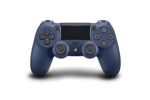 PlayStation 4 Dual Shock 4 v2 Wireless Controller - Midnight Blue - PS4