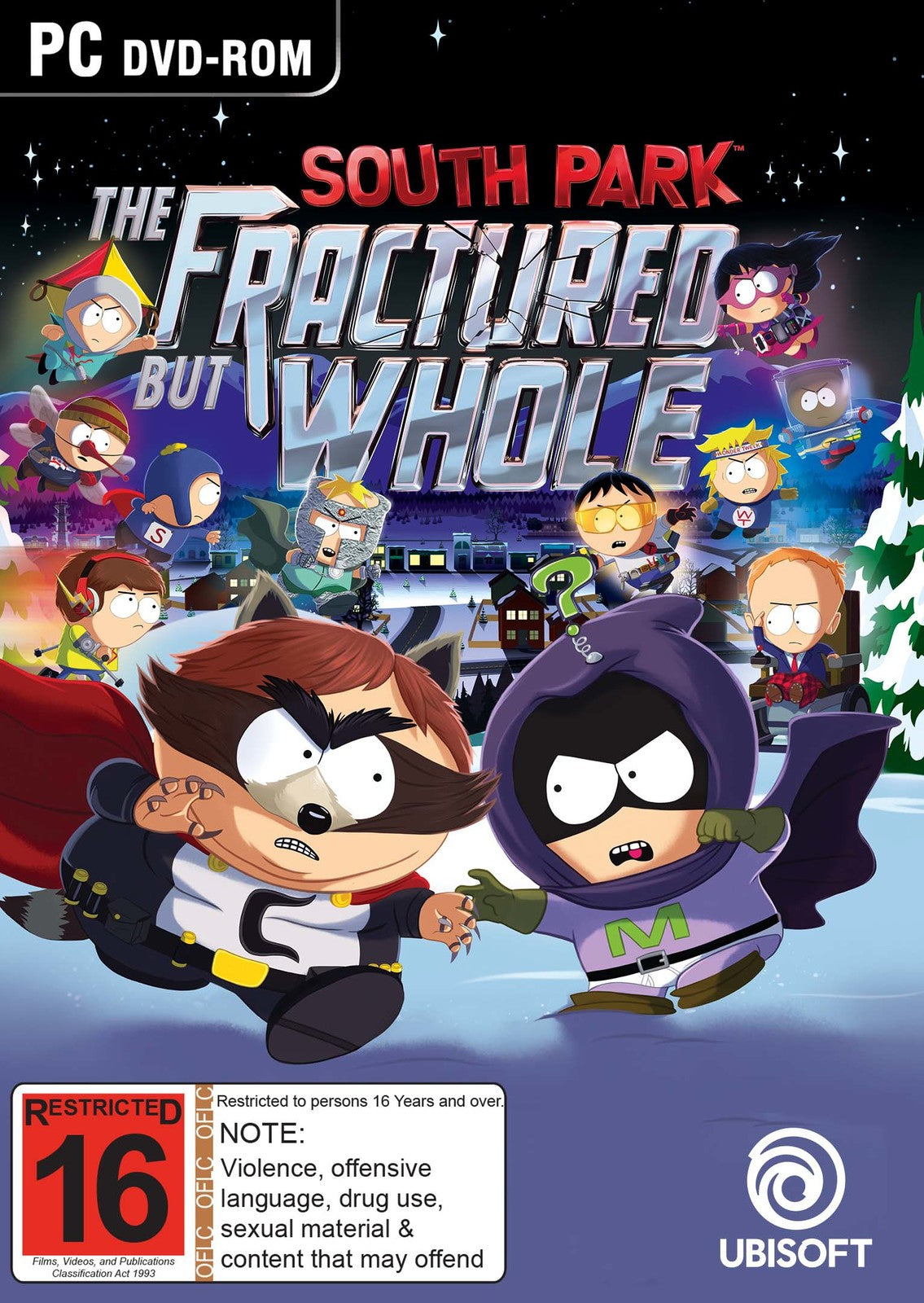 South Park: The Fractured But Whole (Uncut) - PC Games