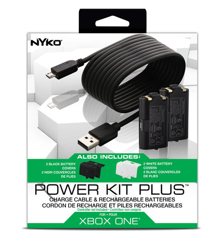 Nyko Xbox One Power Kit Plus - Xbox One