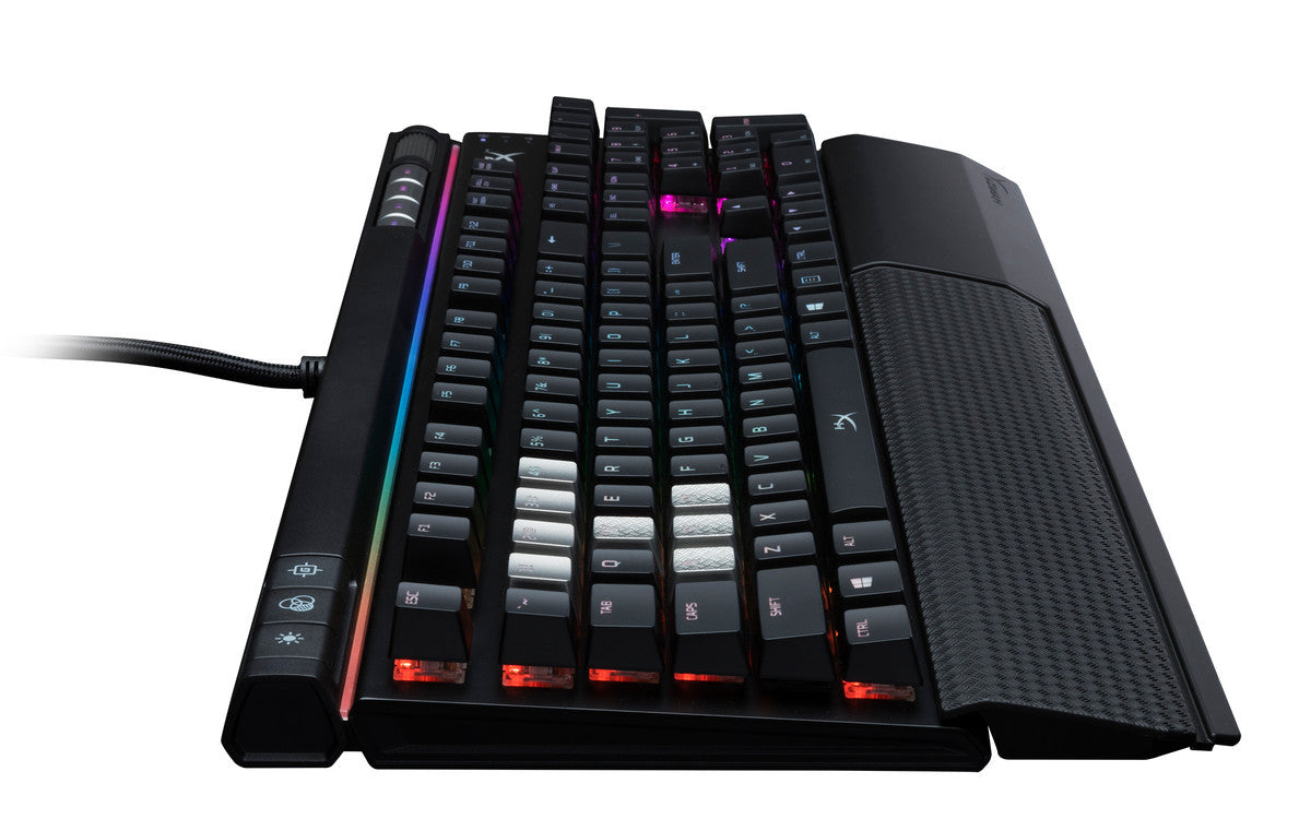 HyperX Alloy Elite RGB Mechanical Gaming Keyboard (Cherry MX Blue) - PC Games