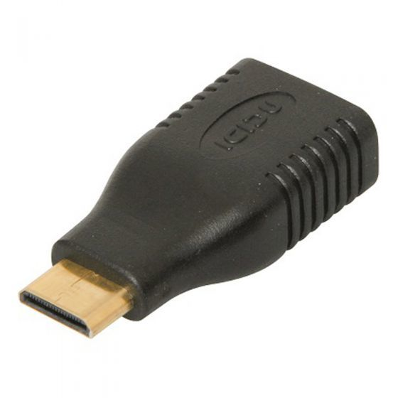 Alogic Mini Hdmi (M) To Hdmi (F) Adapter - Male To Female