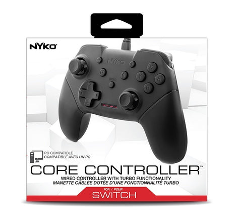 Nyko Switch Core Controller - Nintendo Switch