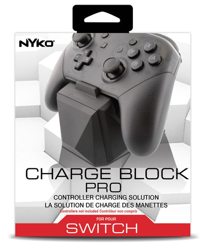 Nyko Switch Charge Block Pro - Nintendo Switch