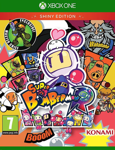 Super Bomberman R Shiny Edition - Xbox One