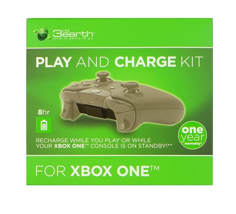 Xbox One Play and Charge Kit - Xbox One