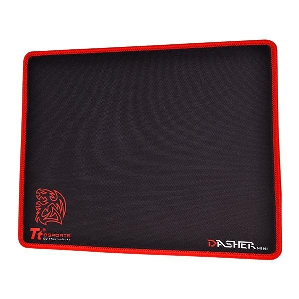 Thermaltake Dasher Red Mouse Pad - PC Games