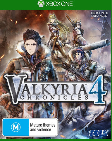 Valkyria Chronicles 4 Launch Edition - Xbox One