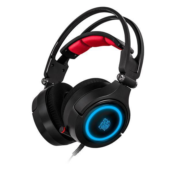 Ttesports by Thermaltake CRONOS Riing RGB 7.1 Gaming Headset - PC Games