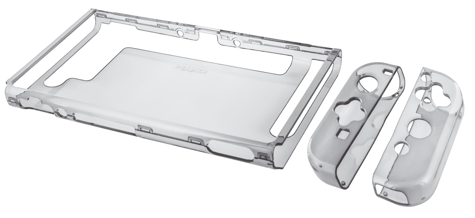 Nyko Thin Case (Clear) for Nintendo Switch - Nintendo Switch