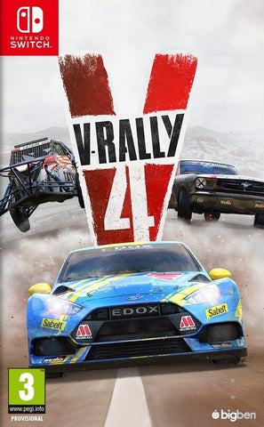 V-Rally 4 - Nintendo Switch