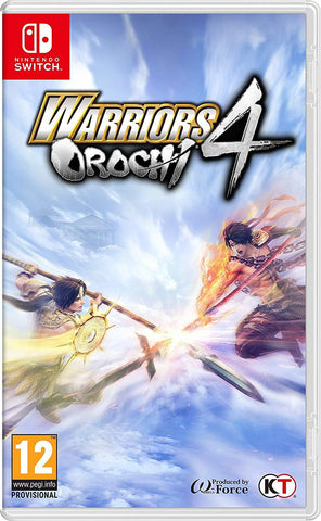 Warriors Orochi 4 - Nintendo Switch