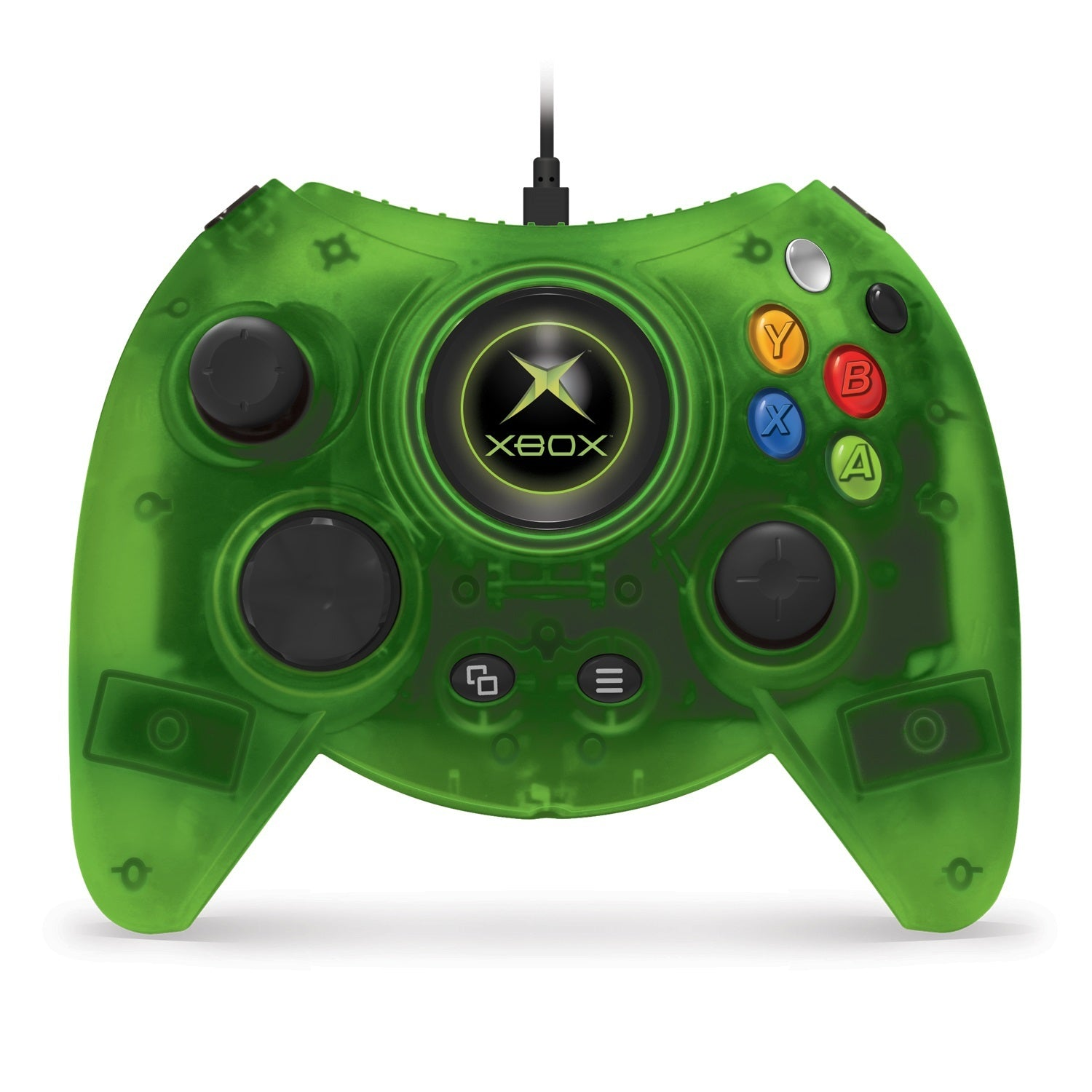Hyperkin Xbox One DUKE Wired Controller - Green - Xbox One