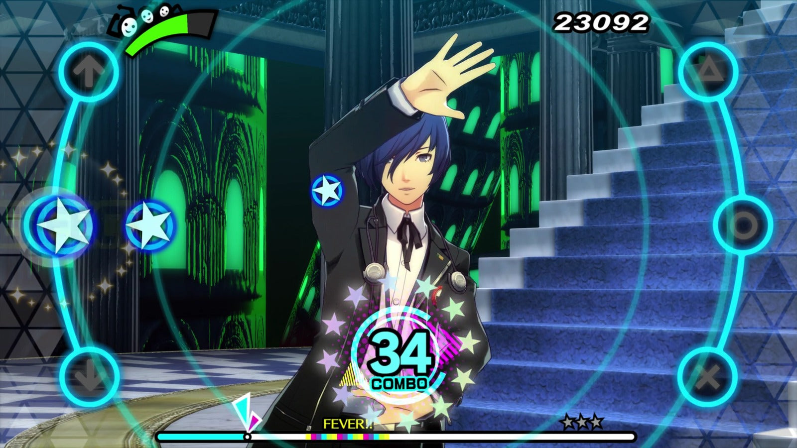 Persona 3: Dancing in Moonlight Day One Edition - PS4