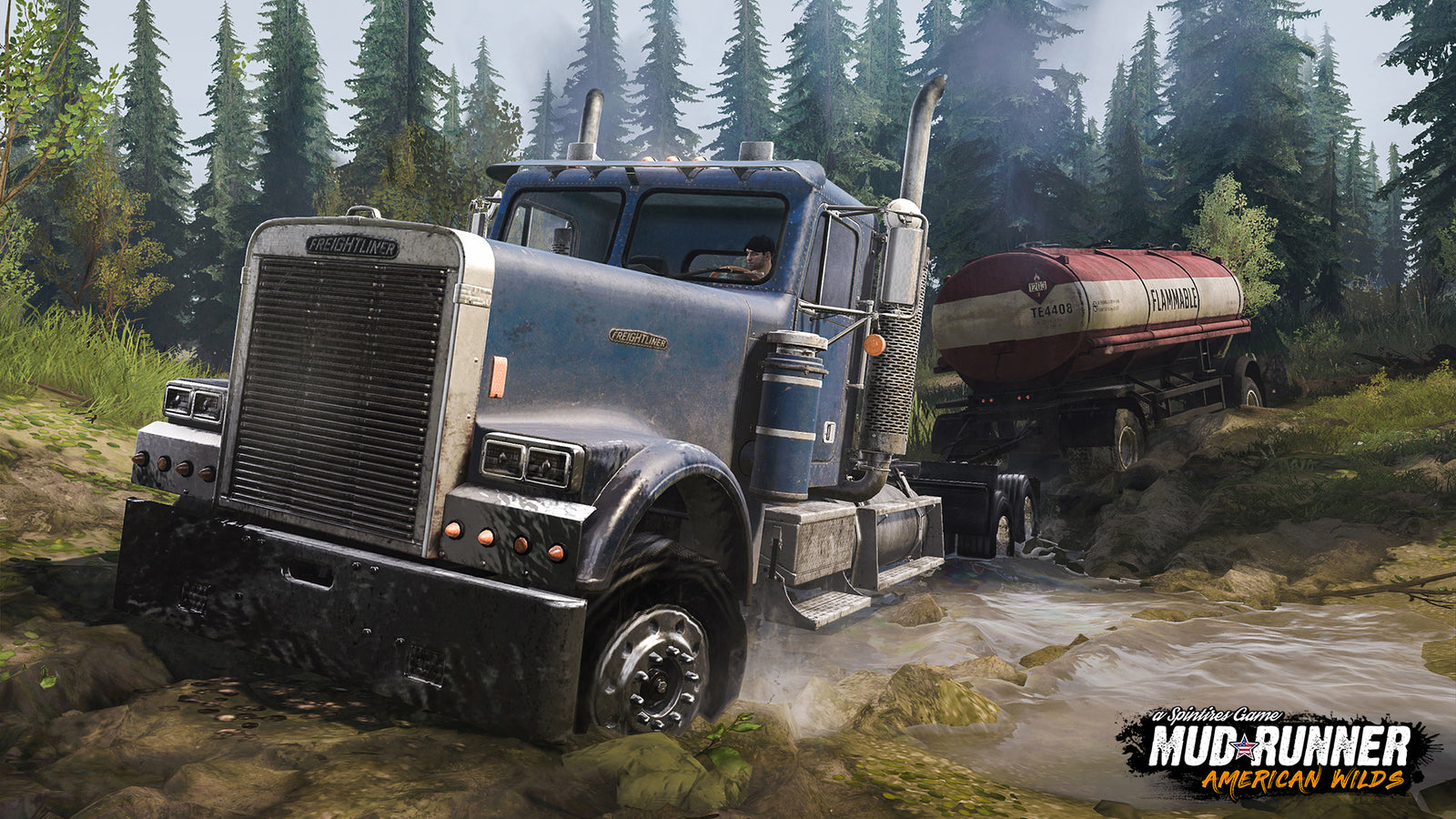 Spintires MudRunner: American Wilds - Xbox One