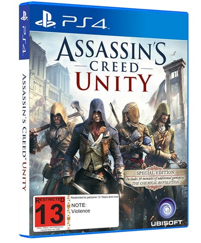 Assassin's Creed Unity Special Edition - PS4