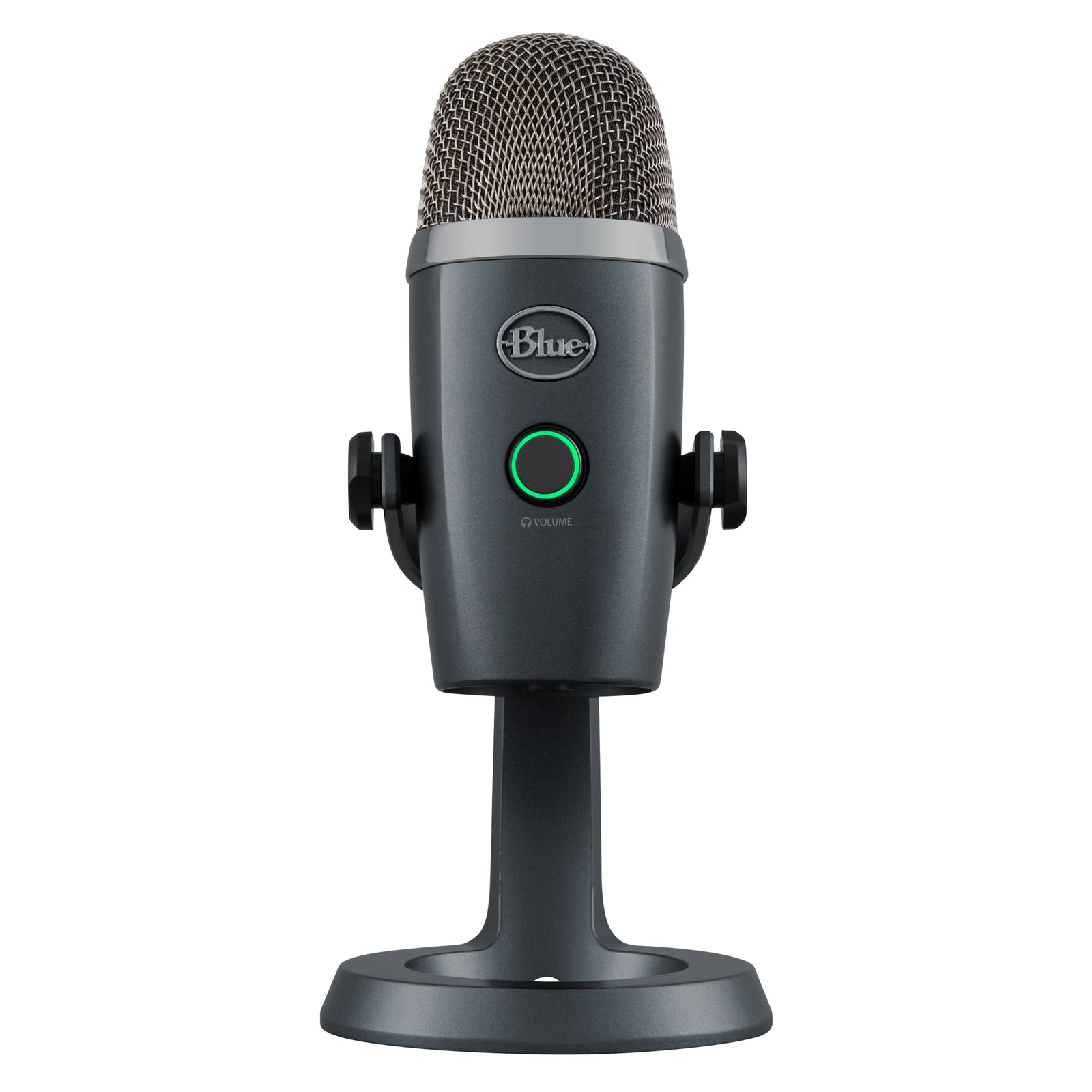 Blue Microphones Yeti Nano Premium USB Microphone - Shadow Grey