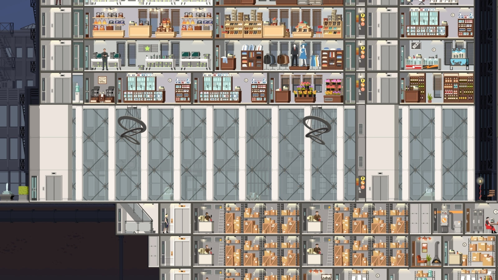 Project Highrise: Architects Edition - PS4