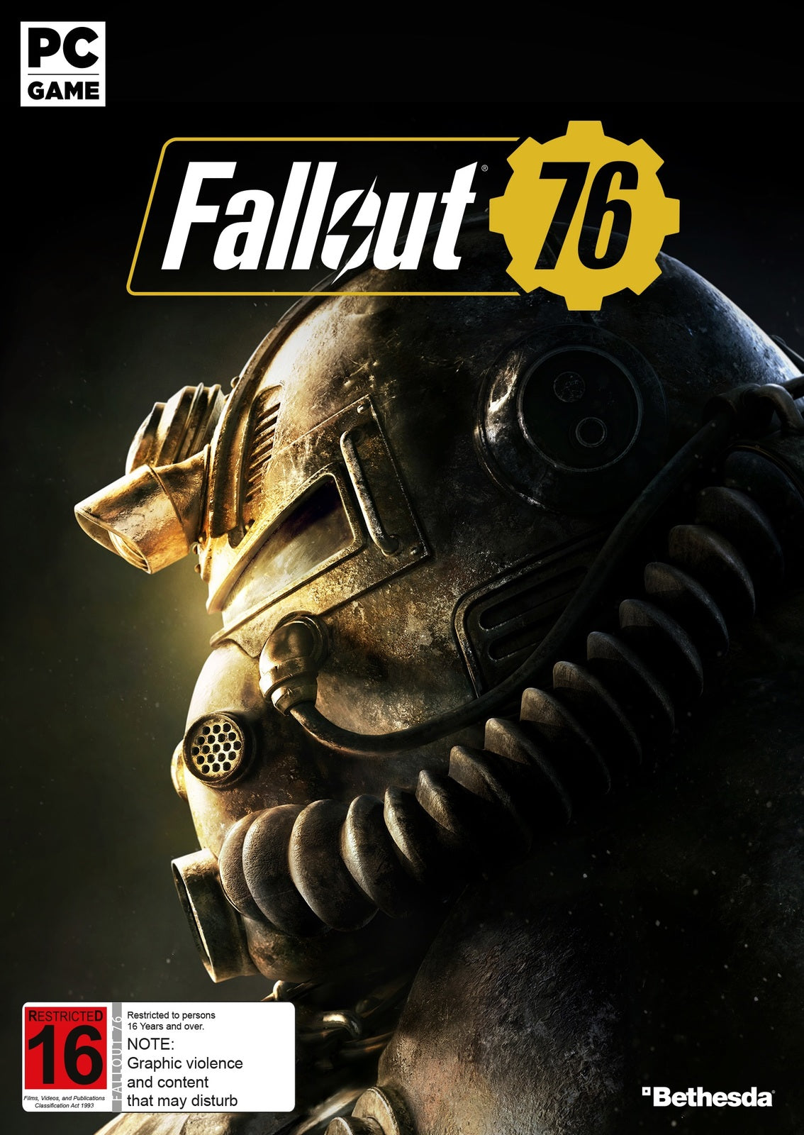 Fallout 76 (code in box) - PC Games