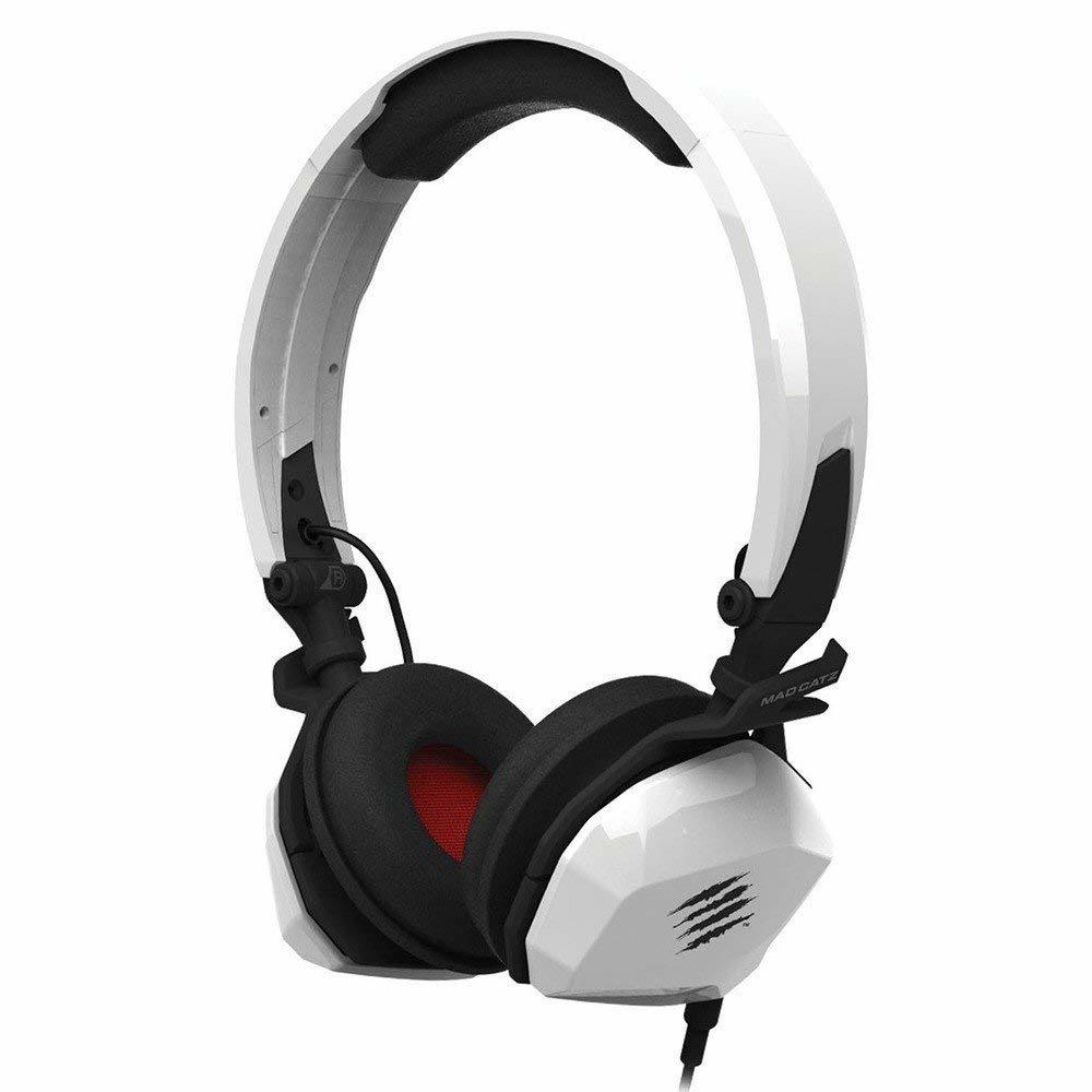 Mad Catz F.R.E.Q M Wired Gaming Headset (White)