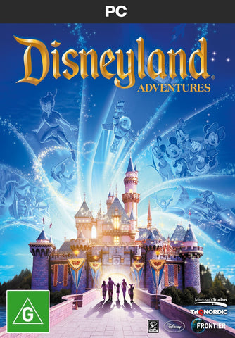 Disney Adventures - PC Games