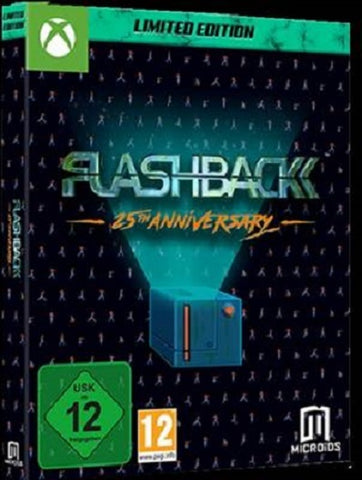 Flashback 25th Anniversary Limited Edition - Xbox One