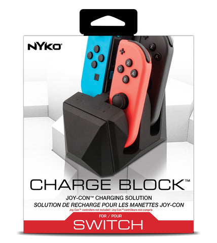 Nyko Charge Block for Joy-Con - Nintendo Switch