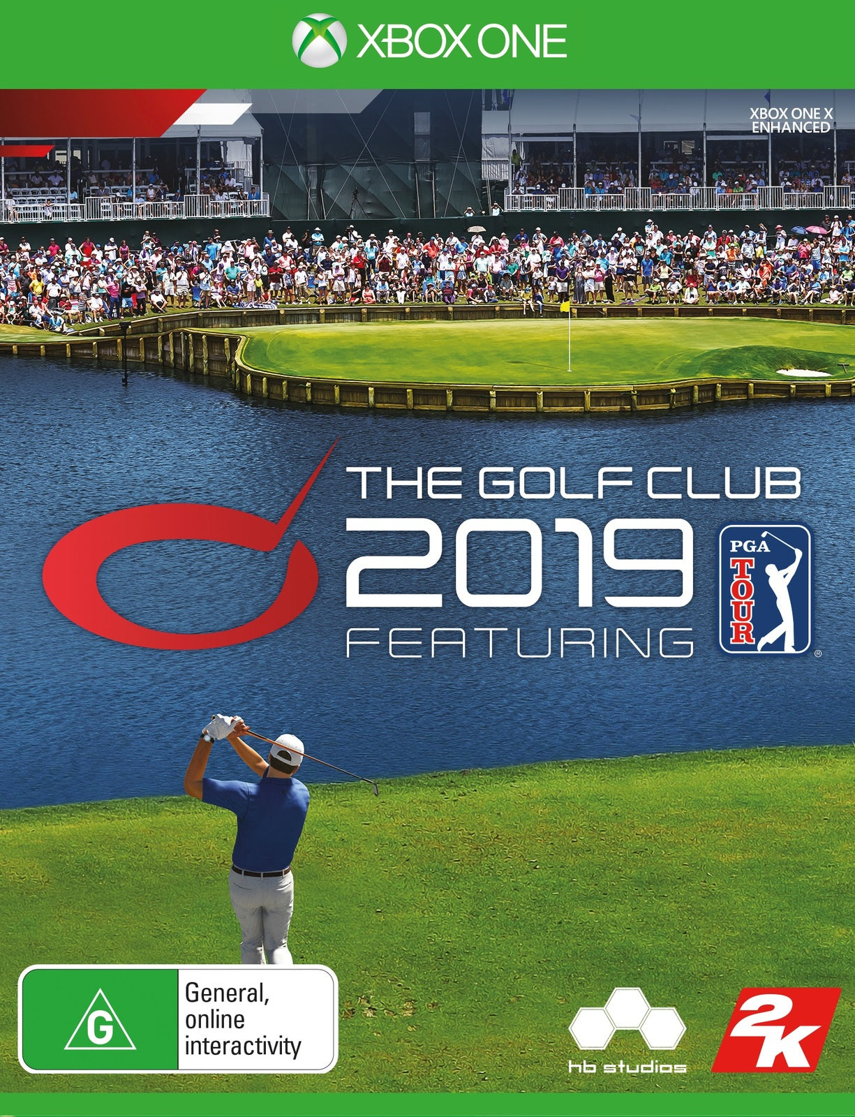 The Golf Club 2019 Featuring PGA Tour - Xbox One