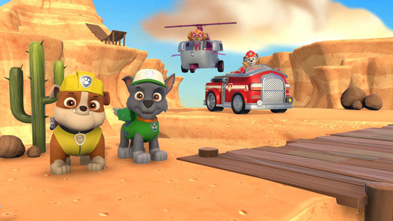 PAW Patrol: On a Roll! - Nintendo Switch