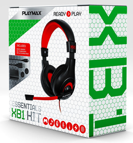 Playmax Xbox One Essential Pack - Xbox One