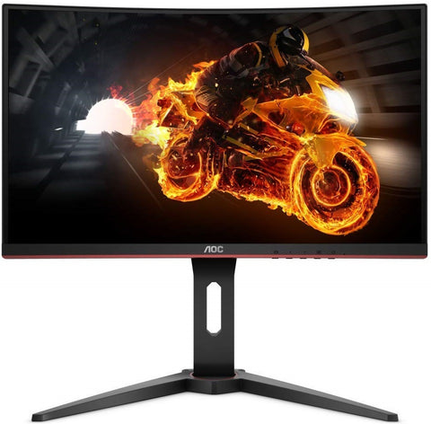 "27"" AOC 1920x1080 144Hz 1ms FreeSync Curved Gaming Monitor"