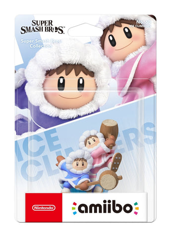 Nintendo Amiibo Ice Climbers - Super Smash Bros Ultimate