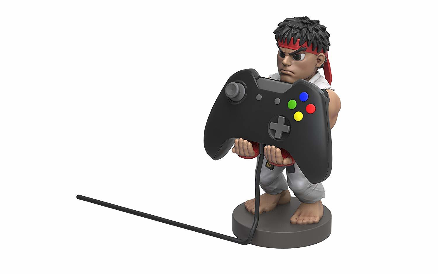 Cable Guy Controller Holder Ryu Ps4