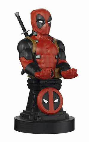 Cable Guy Controller Holder - Deadpool - PS4