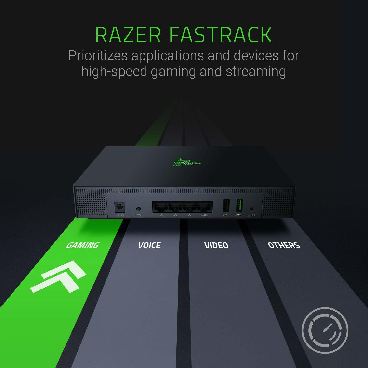 Razer Sila Gaming Wifi Router - PC Games