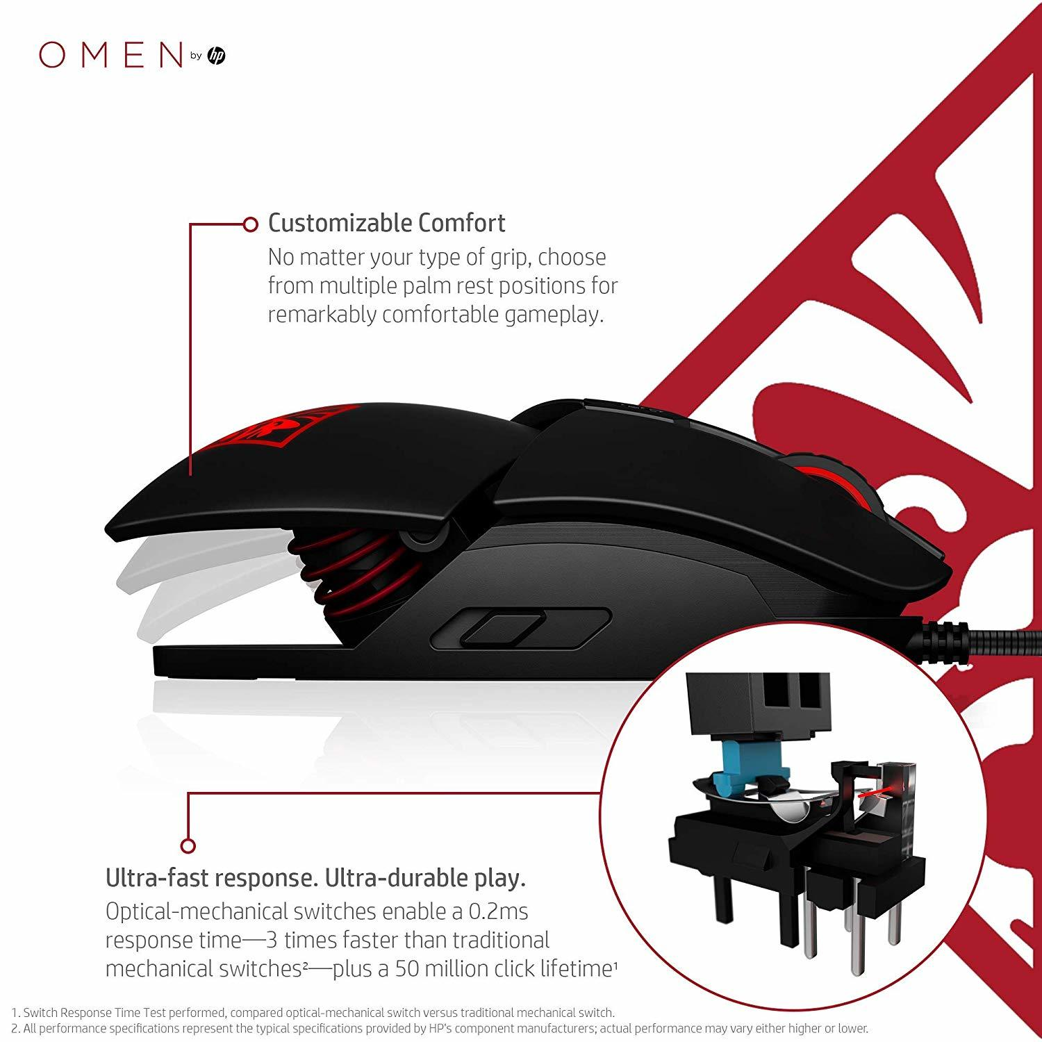 OMEN Reactor Gaming Mouse - PC Games