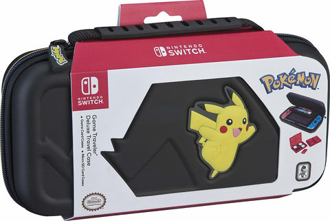 Nintendo Switch GT Deluxe Case – Pikachu - Nintendo Switch