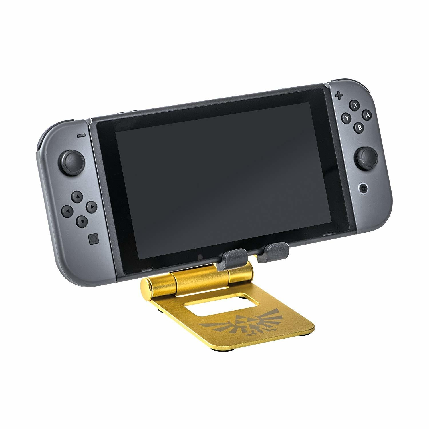 Nintendo Switch Premium Stand Zelda - Gold - Nintendo Switch