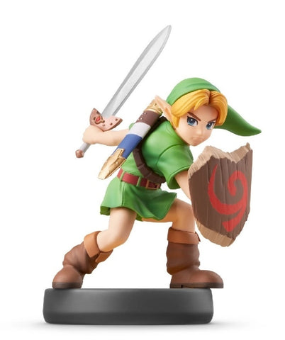 Nintendo Amiibo Young Link - Super Smash Bros Ultimate - Nintendo Switch