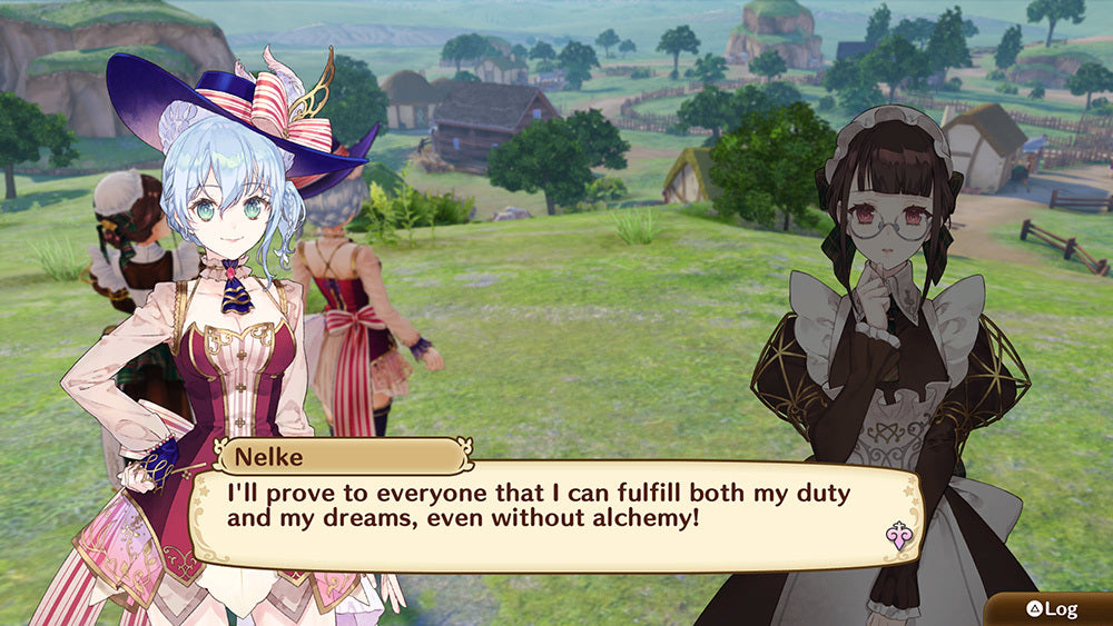 Nelke & the Legendary Alchemists: Ateliers of the New World - Nintendo Switch