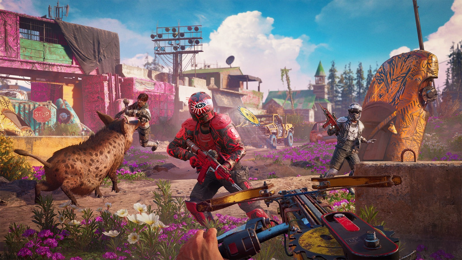 Far Cry New Dawn - PC Games
