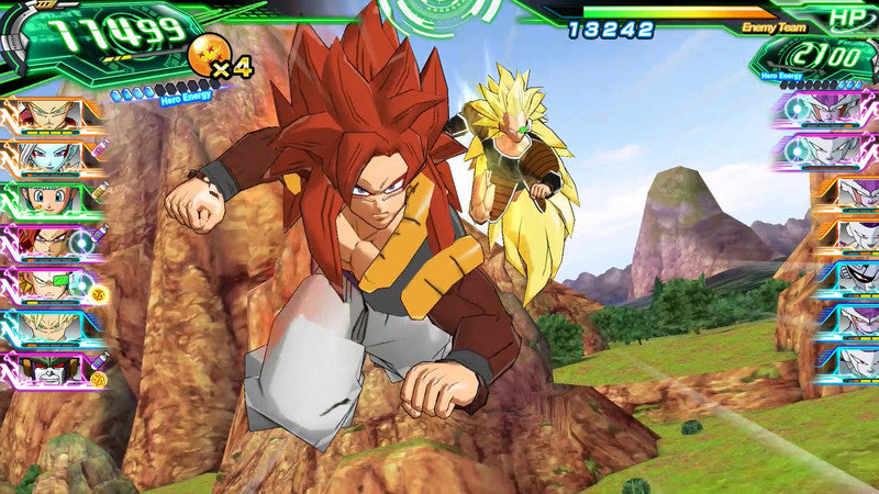 Super Dragon Ball Heroes World Mission - Nintendo Switch