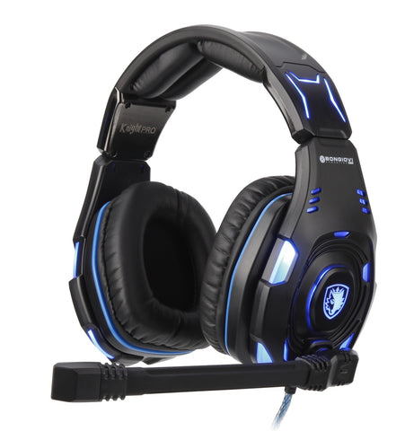 SADES Knight Pro Gaming Headset - PC Games