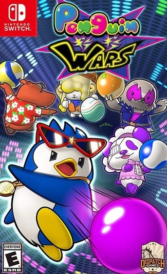 Penguin Wars - Nintendo Switch