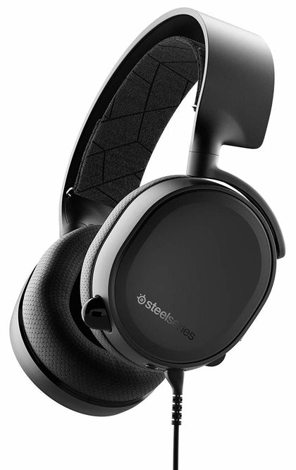 SteelSeries Arctis 3 Console Gaming Headset (Black) - PS4
