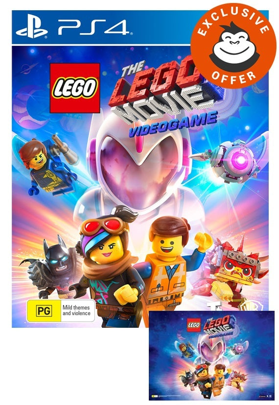 The LEGO Movie Videogame 2 - PS4
