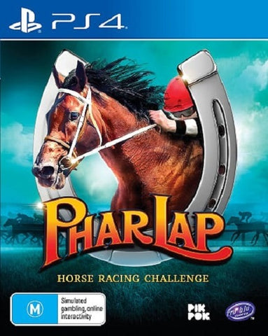 Phar Lap Horse Racing Challenge - PS4